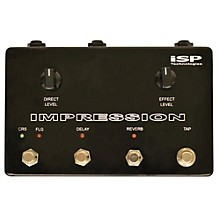 Open Box ISP Technologies Impression Multi-Effect Guitar Effects Pedal