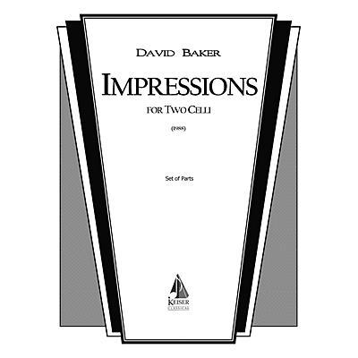 Lauren Keiser Music Publishing Impressions LKM Music Series
