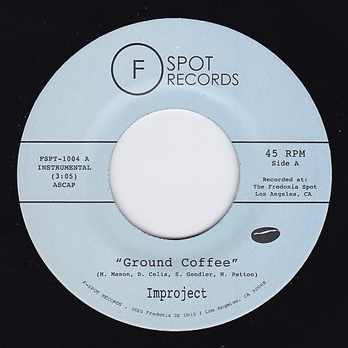 Alliance Improject - Ground Coffee / Steppin