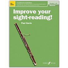 Faber Music LTD Improve Your Sight-Reading! Bassoon, Grade 1-5 (New Edition)