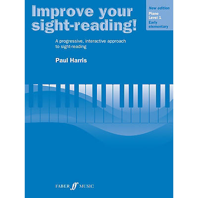 Alfred Improve Your Sight-reading! Piano Level 1