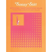 Alfred Improvised Tenor Saxophone Solos: Sonny Stitt