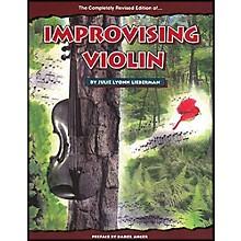 Hal Leonard Improvising Violin