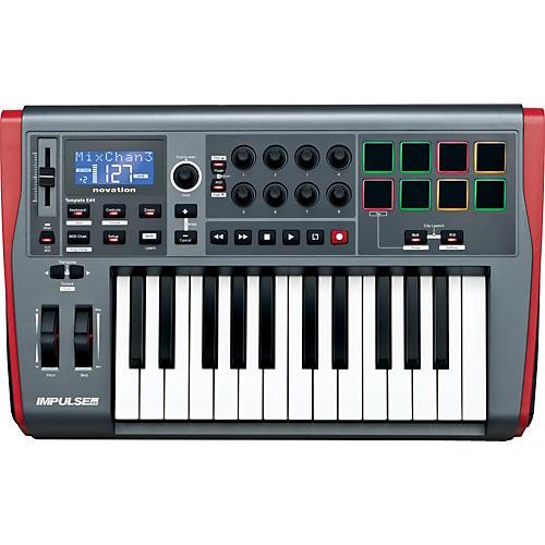 Novation Impulse 25 MIDI Controller Condition 1 - Mint