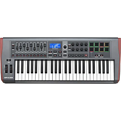 Novation Impulse 49 MIDI Controller Condition 2 - Blemished  194744515163