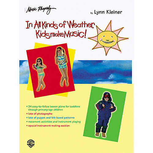 Rhythm Band In All Kinds of Weather, Kids Make Music! (Teacher's Book)