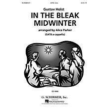 G. Schirmer In Bleak Midwinter (SSATB a cappella) SSATB A Cappella composed by Gustav Holst
