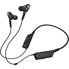 Open Box Audio-Technica In-Ear Neck Worn Noise Cancelling and Bluetooth Headphones