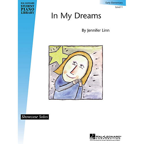 Hal Leonard In My Dreams Piano Library Series by Jennifer Linn (Level Early Elem)