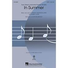 Hal Leonard In Summer (from Frozen) ShowTrax CD Arranged by Alan Billingsley