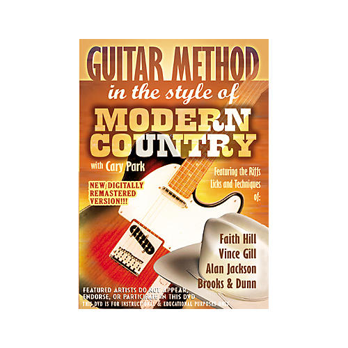 MVP In The Style Of Modern Country (DVD)