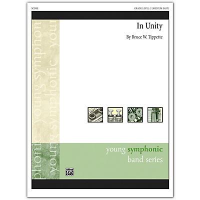 Alfred In Unity Conductor Score 2 (Medium Easy)