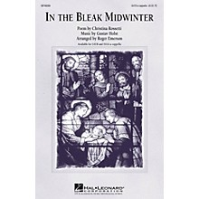 Hal Leonard In the Bleak Midwinter SSAA A Cappella Arranged by Roger Emerson