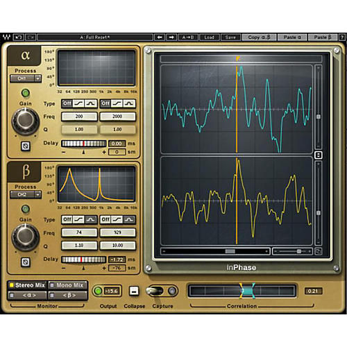 Waves InPhase Native/TDM/SG Software Download