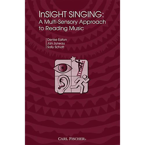 Carl Fischer InSight Singing (Book)