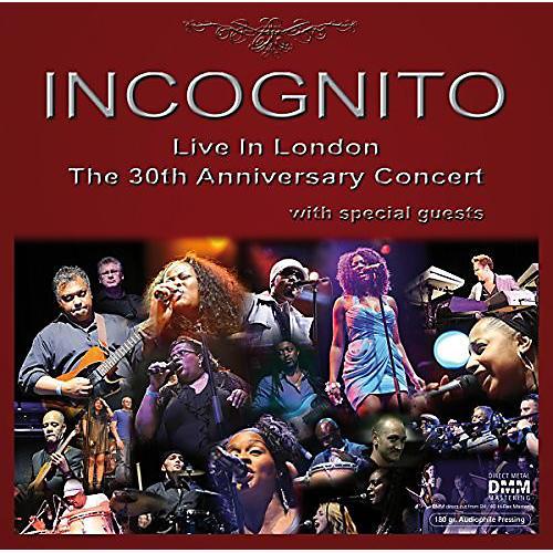 Alliance Incognito - Live In London: 30th Anniversary Concert