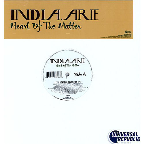 Alliance India.Arie - The Heart Of The Matter