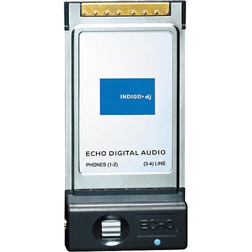 Indigo DJ Dual Stereo 24/96 PCMCIA Output Card