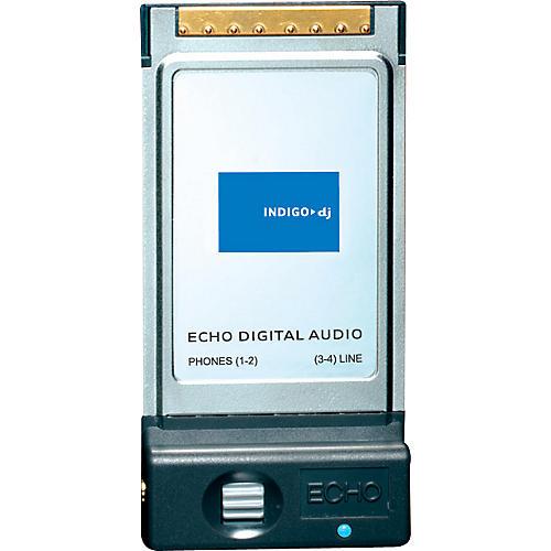 Echo Indigo DJx ExpressCard for Notebook Computers