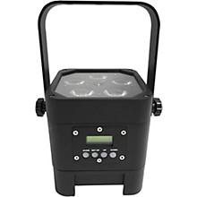 Eliminator Lighting Indy Hex Par Wireless Outdoor RGBWA+UV LED Wash Light