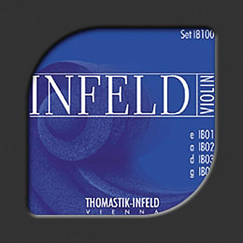 Thomastik Infeld Blue Series 4/4 Size Violin Strings 4/4 Size Tin Plated Carbon E