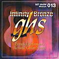 GHS Infinity Bronze Acoustic Medium Guitar Strings thumbnail