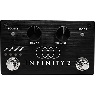 Pigtronix Infinity Looper 2 Stereo Looping Effects Pedal