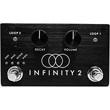Open Box Pigtronix Infinity Looper 2 Stereo Looping Effects Pedal