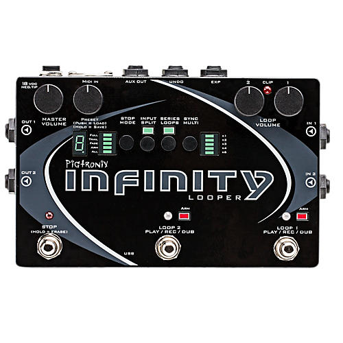 Pigtronix Infinity Looper Pedal Condition 2 - Blemished  194744330964