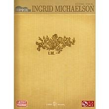 Cherry Lane Ingrid Michaelson Strum & Sing Series for Easy Guitar