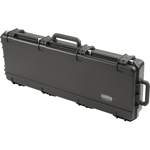 SKB Injection-Molded Single Cutaway ATA Guitar Flight Case