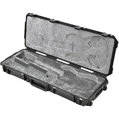 SKB Injection-Molded Strat/Tele-Style ATA Guitar Flight Case