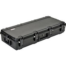 Open BoxSKB Injection Molded Waterproof Acoustic Guitar Case w/ Wheels