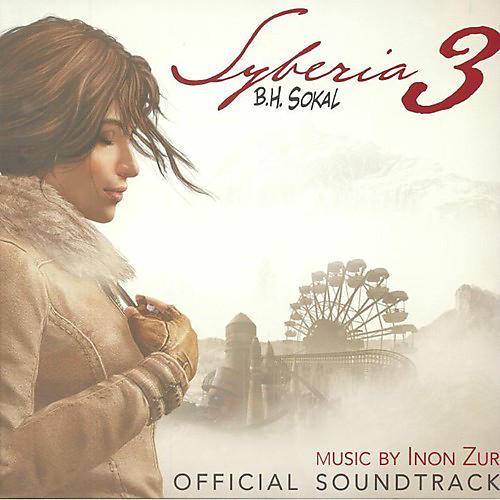 Alliance Inon Zur - Syberia 3: (Original Soundtrack)