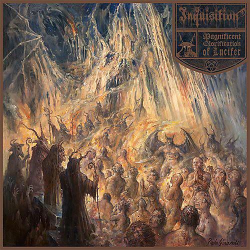 Alliance Inquisition - Magnificent Glorification of Lucifer