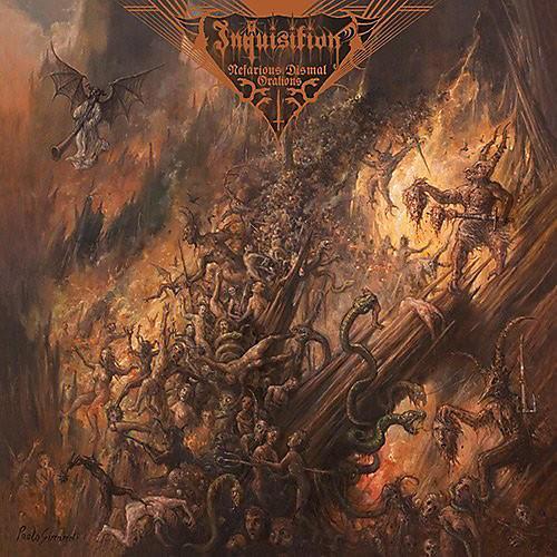 Alliance Inquisition - Nefarious Dismal Orations