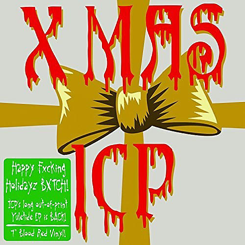 Alliance Insane Clown Posse - A Carnival Christmas (EP)