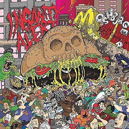 Alliance Insanity Alert - Moshburger