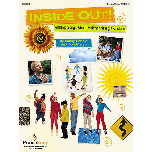 PraiseSong Inside Out! (CD 10-Pak) CD 10-PAK Composed by Don Marsh