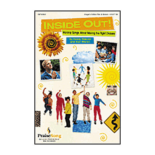 Hal Leonard Inside Out-Worship Songs About Making the Right Choices- Singer's Edition 5-Pack
