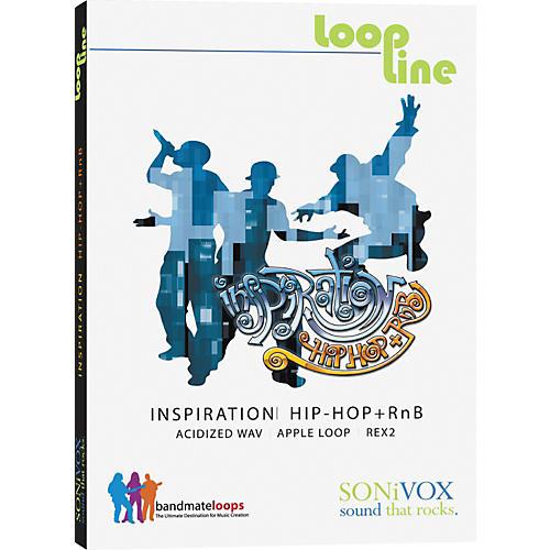 Sonivox Inspiration Hip-Hop RnB Vol 1 Drum Loop Collection