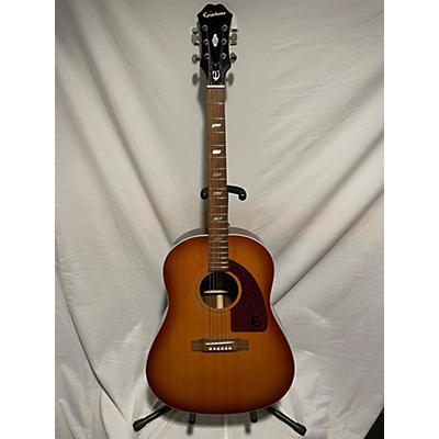 Epiphone Inspired By 1964 Texan Acoustic Electric Guitar