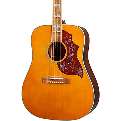 Epiphone Inspired by Gibson Hummingbird Acoustic-Electric Guitar
