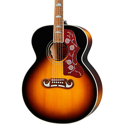 Epiphone Inspired by Gibson J-200 Acoustic-Electric Guitar