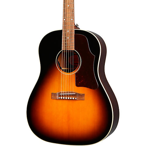 Epiphone Inspired by Gibson J-45 Acoustic-Electric Guitar Aged Vintage Sunburst