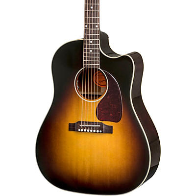 Epiphone Inspired by Gibson J-45 EC Acoustic-Electric Guitar