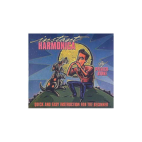Hal Leonard Instant Harmonica Book