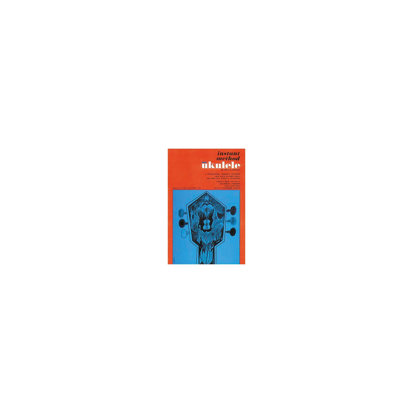 Ashley Mark Instant Method For Ukulele Book