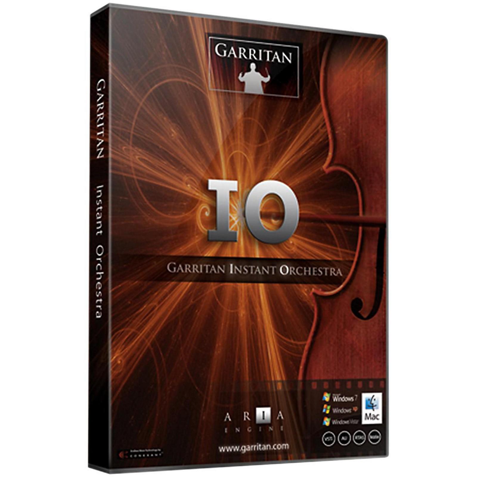 Garritan Instant Orchestra Software Download