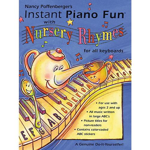 Schoenhut Instant Piano Fun with Nursery Rhymes